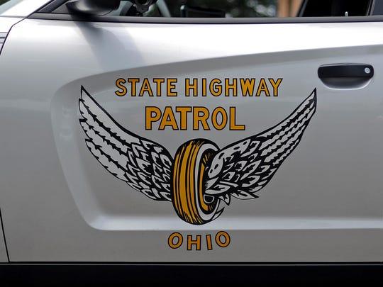 Highway Patrol stock photo.
