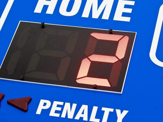 Week 5 High School Football Scoreboard