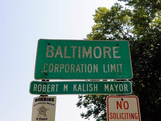 Baltimore PRESTO STOCK