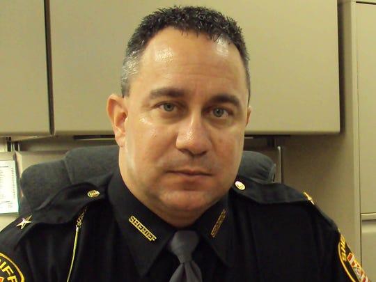 Ottawa County Sheriff Steve Levorchick