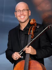 Robert deMaine is principal cellist with the Los Angeles