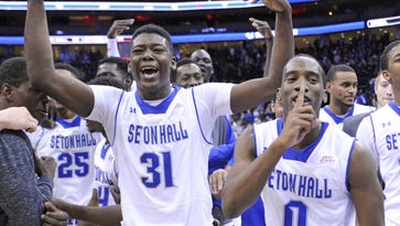For Seton Hall, two new faces on the marquee