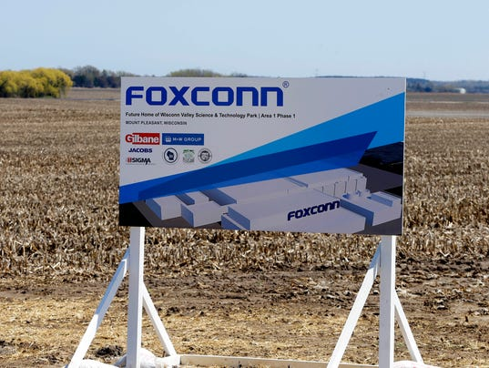 FOXCONN  02 wood