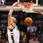 Notebook: Bucks bench picks up pace