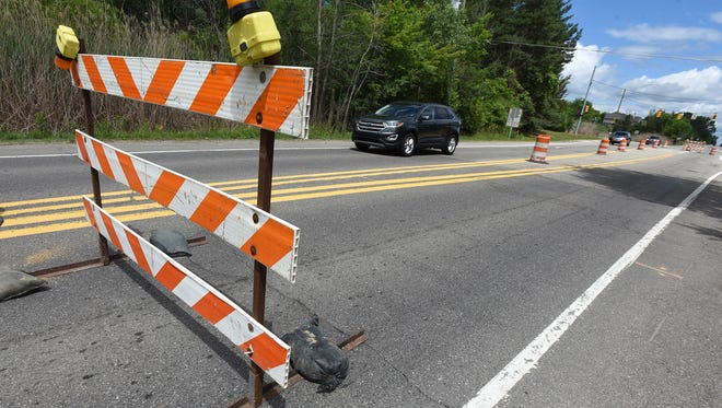 The city of Novi, along with the Michgan Department of Transportation, on June 26 began a project to rehabilitate Beck Road from Eight Mile to Nine Mile. The stretch will be open to southbound traffic only during the project, which is expected to continue into September.