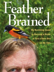 """Feather Brained: Own"" by Bob Tarte (University of Michigan Press)"