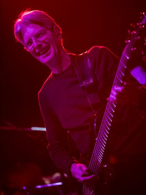 Phil Lesh and his band perform at the Pot of Gold Music Festival on Saturday, March. 17, 2018 at Rawhide.