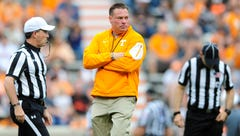 Tennessee football coach Butch Jones names powerful Jimmy Sexton new agent