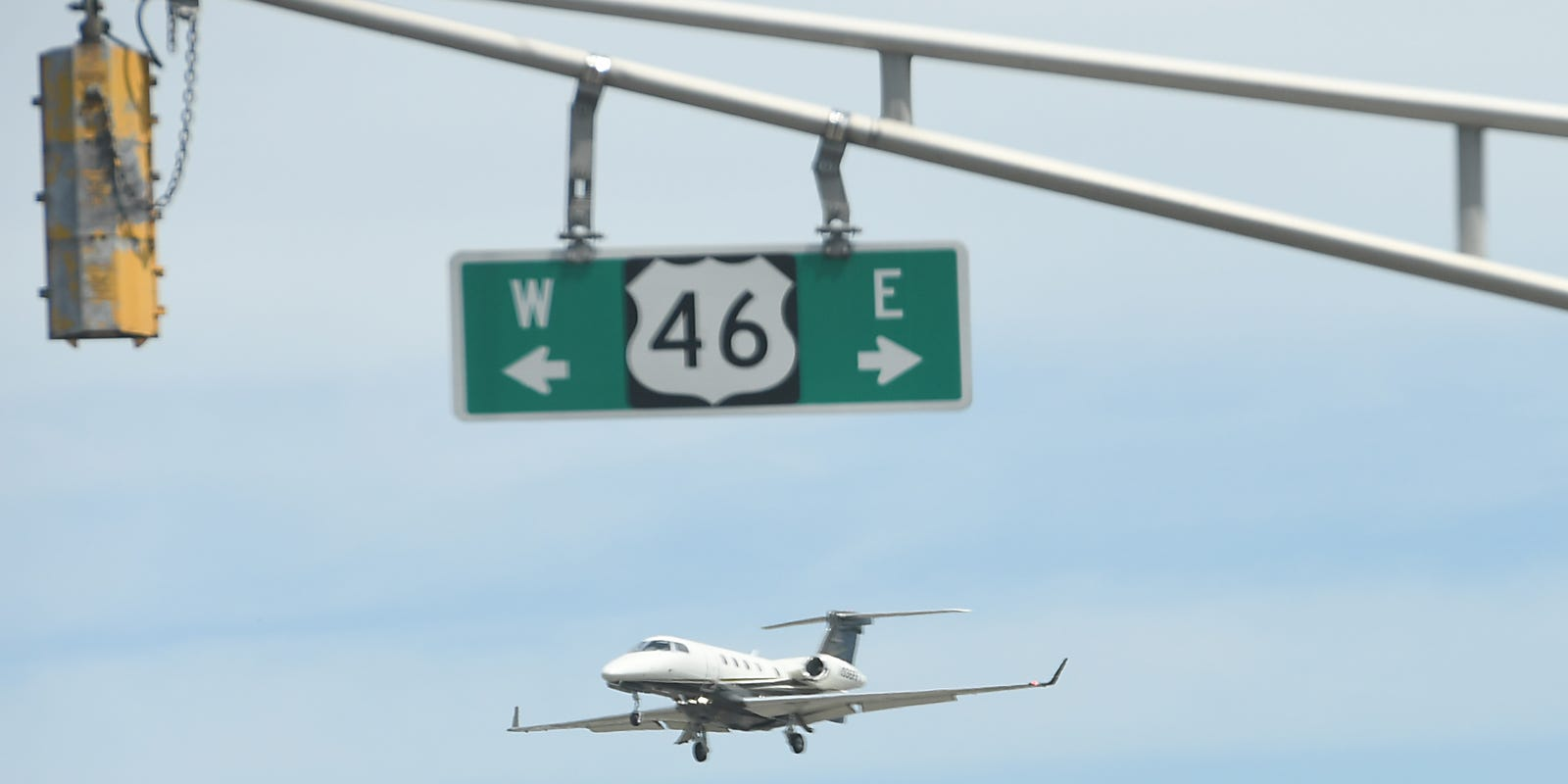 Hackensack Residents See No Air Traffic Relief In Sight