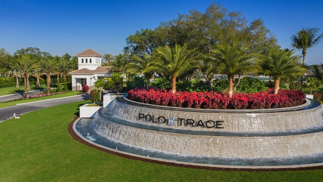 Polo Trace is GL Homes' first golf course conversion. It also plans on building on a section of a golf course at the Fountains in Lake Worth and at the municipal course in Boca Raton.