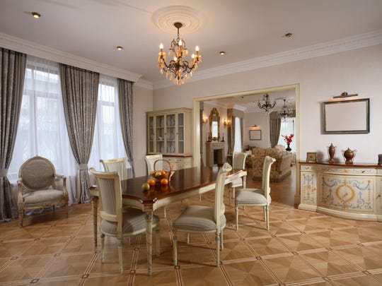 Formal dining rooms are not so hot anymore.