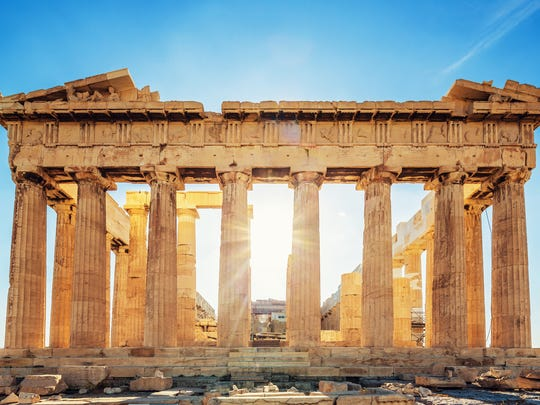 With technology, you're not confined to your house, or even your country. Explore the Acropolis in Athens virtually at acropolisvirtualtour.gr.