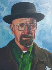 'Heisenburg' by Aaron Perry