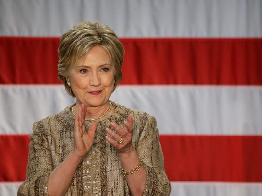 According to the Center for Responsive Politics, Hillary Clinton has received all $5,904 of Corning Inc.'s donations to presidential candidates.