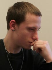 Earl Young, 20, was introduced to Vicodin after a broken ankle, then later moved on to using painkillers -- and later, heroin.