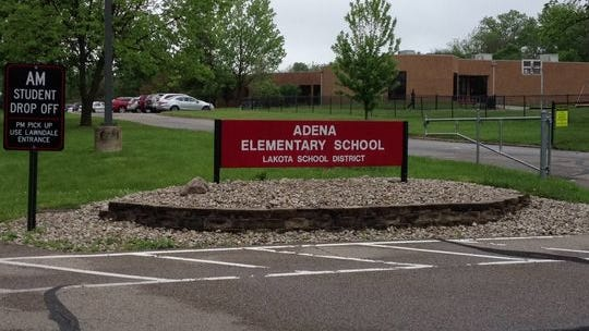 Adena Elementary in Butler County's West Chester Township saw more police security this week after an impostor visited school.