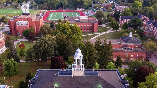 Facing a budgetary crunch, Monmouth College began its 2020-21 school year this week minus 24 members of the college's non-faculty staff who were reduced July 1.
