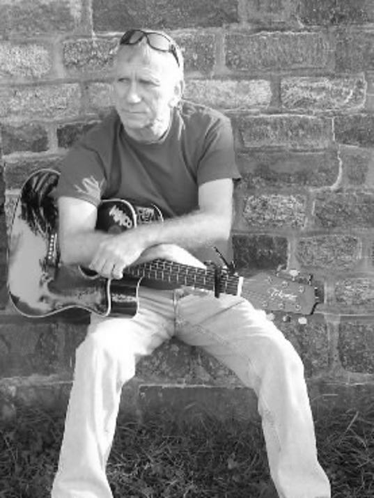 Bill Anderson has played music for more than 34 years. He brings his mix of classic rock covers, a drum machine and a blow-up doll/lead singer to his local gigs.