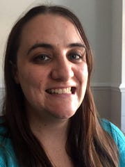 Kayla Payne, a librarian at Staunton Public Library