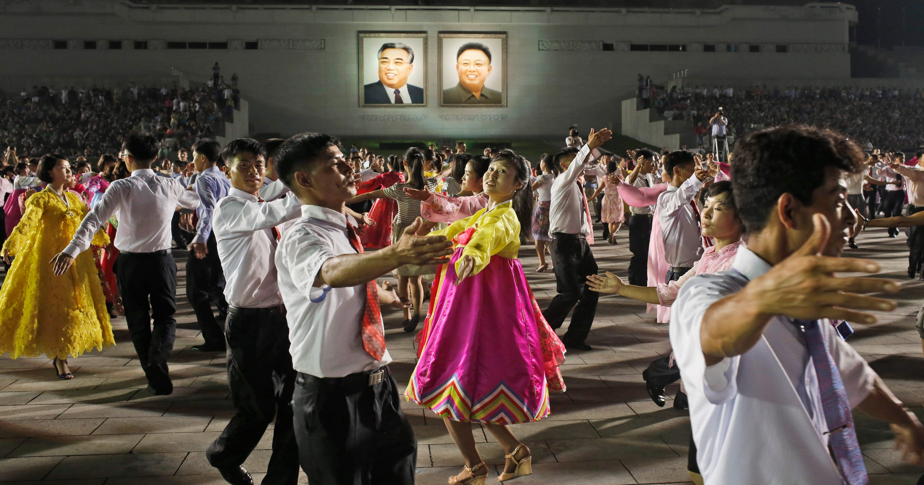 054d4660aa9 Here s an idea for engaging with North Korea. Bring in a Western rock band  and make a movie about it