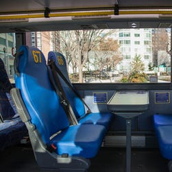 Megabus has introduced reserved seating for a fee.