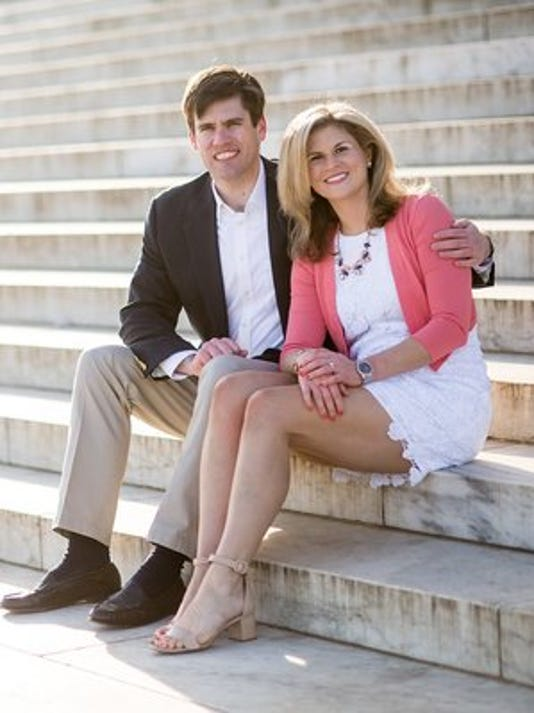 Engagements: Ashley Hudson & Christopher Morgan