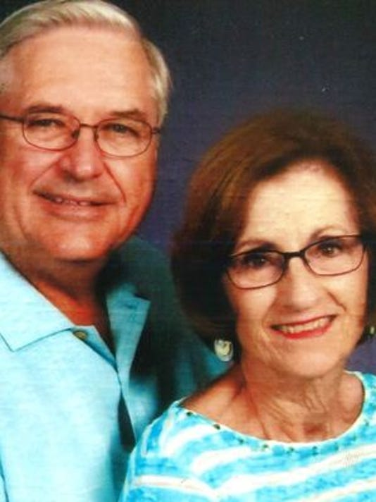 Anniversaries: Mitchel Rydberg & Phyllis Rydberg