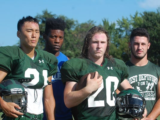 West Deptford football
