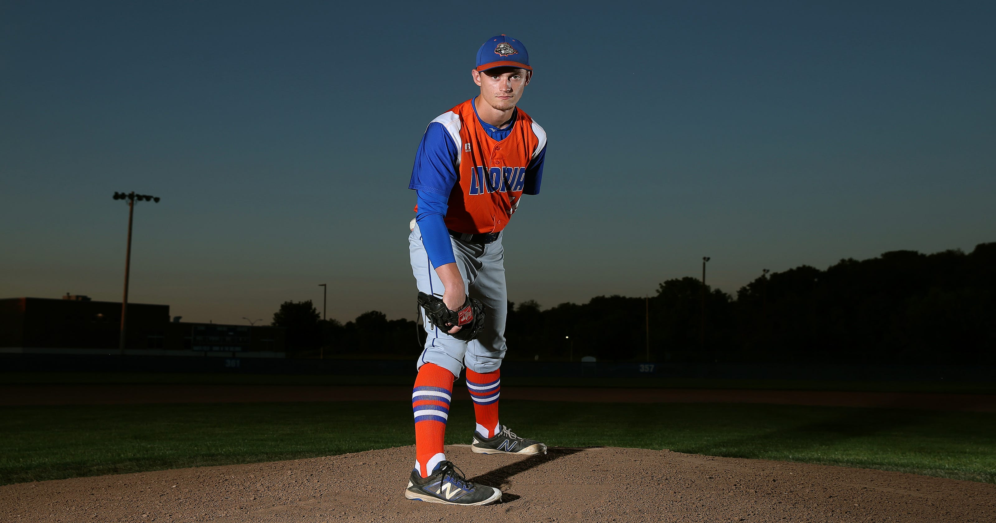 VanScoter among 9 first team all-state baseball players in ...