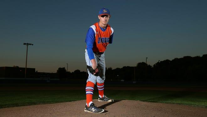 AGR Spring 2017 Baseball Player of the Year Reid VanScoter