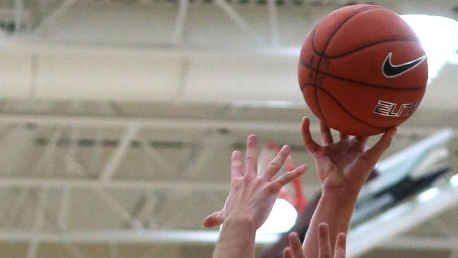 Echoing the atypical desert rains in recent weeks, Palm Springs and host Indio poured in 3s in the opening half of their DVL boys' hoops battle Wednesday night, before a second-half drought took hold as the visiting Indians' ran away with a convincing, 62-50 win.