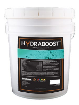 BioZyme® Inc., is now offering a nutrient-rich, liquid supplement for commercial swine and poultry called HydraBoost™.