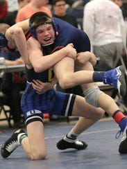 Ontario freshman Carter Kroll has qualified for the