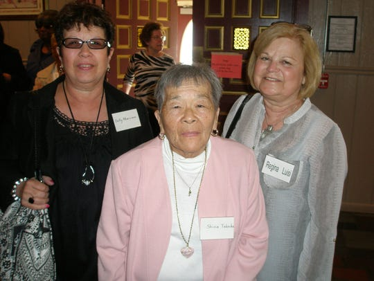 The annual Prudential Reunion Luncheon was held at