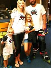 The Dunbar family