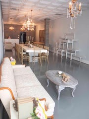Bon Fete, a small party boutique, has opened in Lafayette.