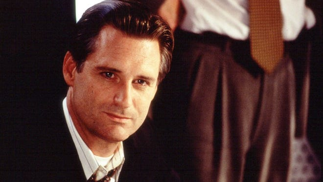 "In 1996's ""Independence Day,"" Bill Pullman makes an ideal president of the United States."