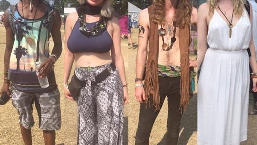 Which Bonnaroo look was your favorite?