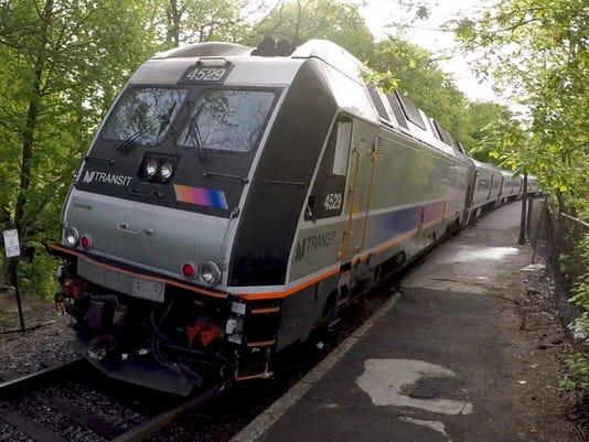 NJ Transit cuts an express train