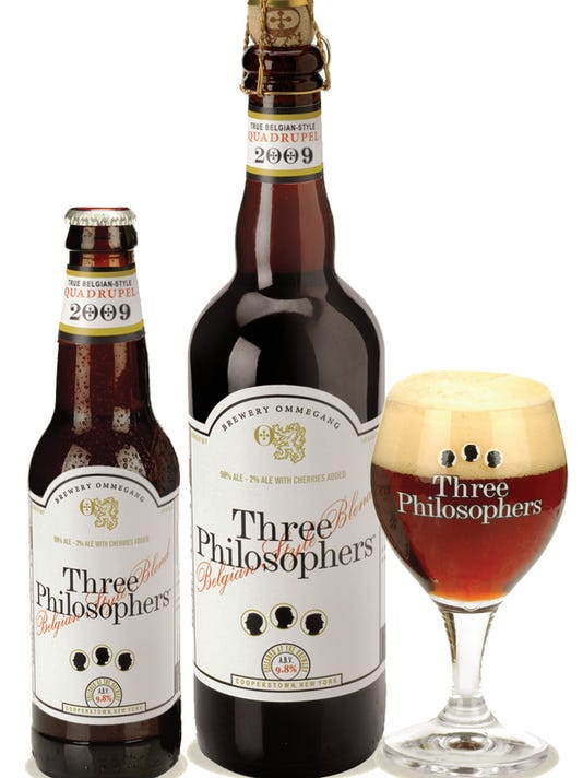 three philosophers beer