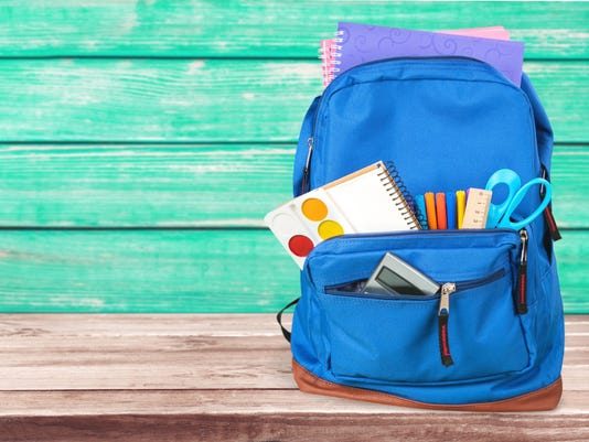More back-to-school events