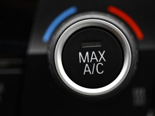 Car's AC