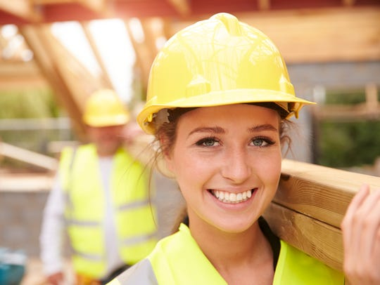 With a high demand for construction-related jobs in