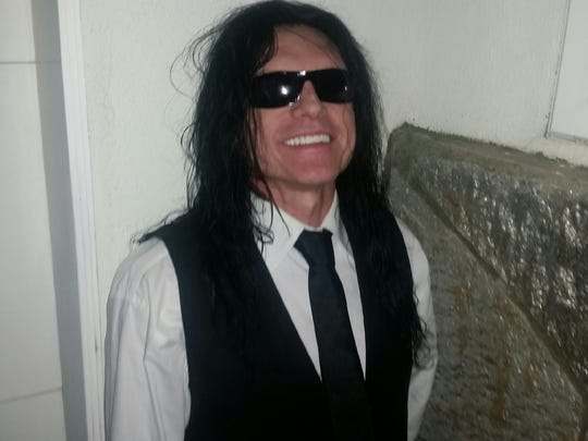 """I encourage those people to see ('The Room') three, four times, to have fun with it,"" said Tommy Wiseau."