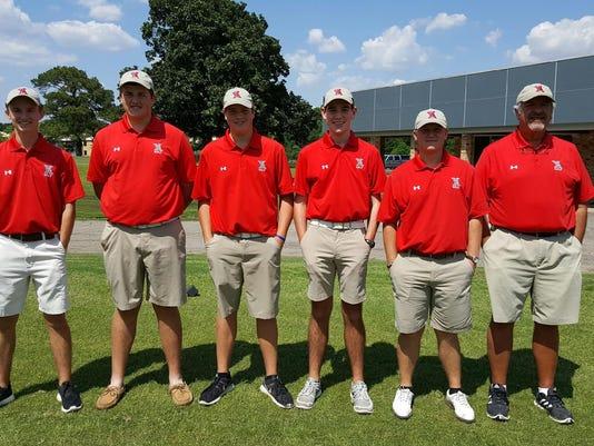 WMHS Golf 2016