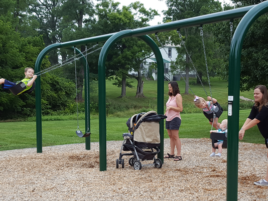 LPD Inf Md play area
