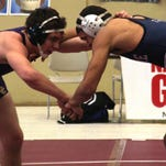 KHSAA State wrestling semifinals, March 11, 2015, Alltech Arena, Lexington KY