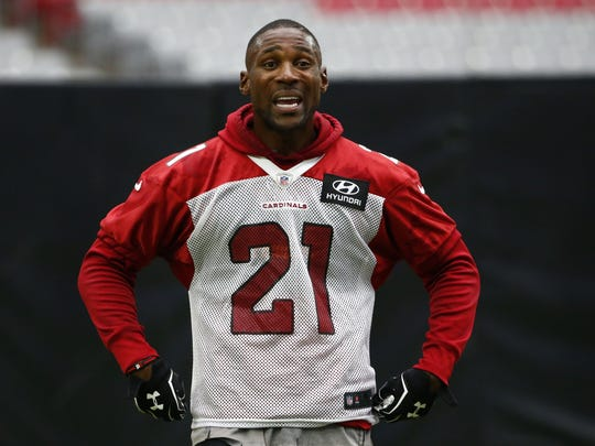 Arizona Cardinals Patrick Peterson during the opening