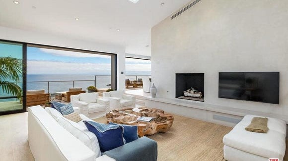 A Look Inside Kevin Durant S New 12 05 Million Beach House In Malibu
