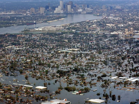Harvey Can Give People Post Traumatic Stress Symptoms